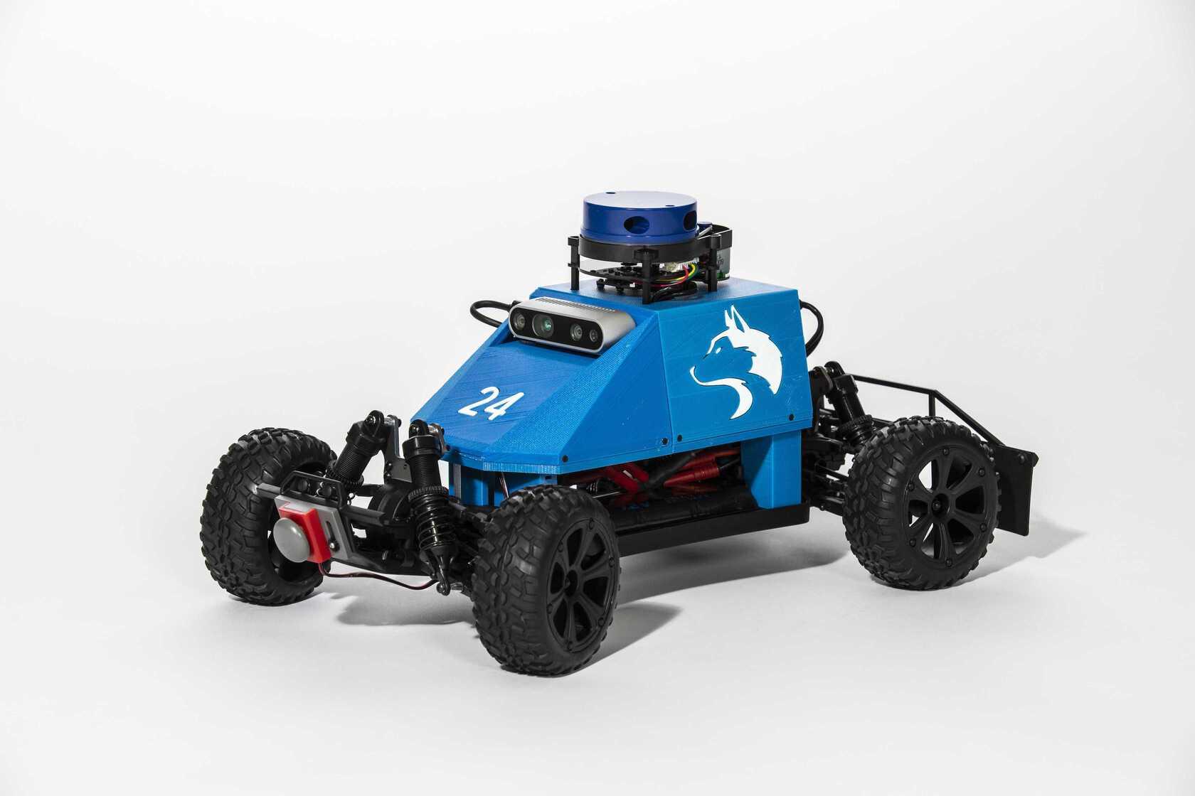 MuSHR: The UW Open Racecar Project